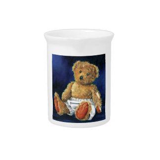 Little Acorn, a Favourite Teddy Pitcher