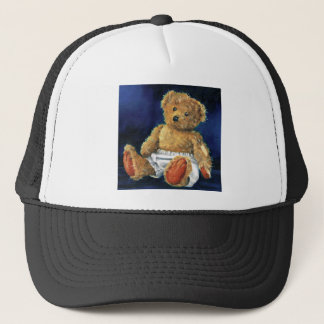 Little Acorn, a Favourite Teddy Trucker Hat