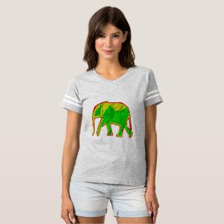 Little african elephant. T-Shirt