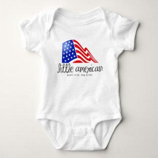Little American Baby Bodysuit