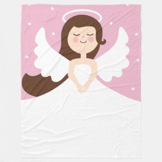 Little Angel Fleece Blanket