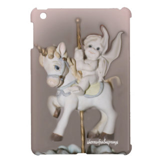 Little Angel Having Fun...mini ipad savy case iPad Mini Cover