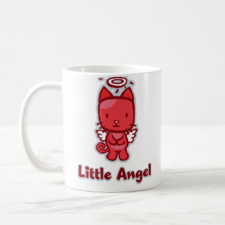 """Little Angel...Little Devil"" Classic Mug"