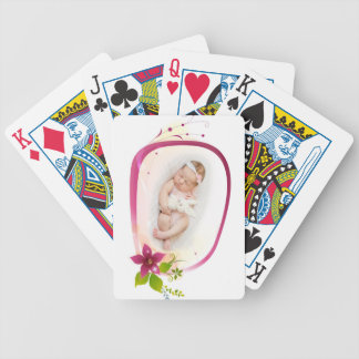 Little Angel Sleeping 041 Bicycle Playing Cards