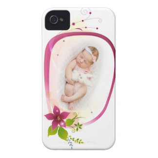 Little Angel Sleeping 041 iPhone 4 Case-Mate Cases