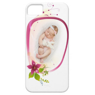 Little Angel Sleeping 041 iPhone 5 Cover