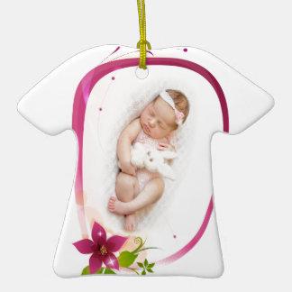 Little Angel Sleeping 041 T-shirt Ornament