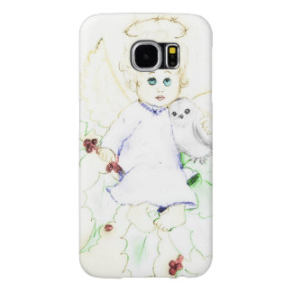 Little Angel - Soft and Dreamy Samsung Galaxy S6 Cases