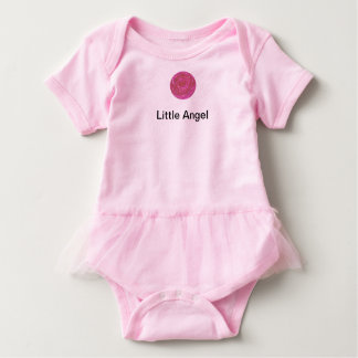 Little Angel Tutu - Infant Baby Bodysuit