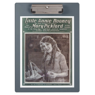 Little Annie Rooney Clipboard