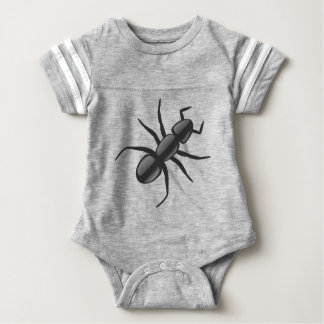 Little Ant Baby Bodysuit