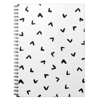 Little Arrow Notebook