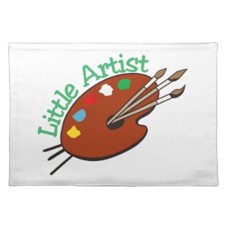 Little Artist Placemat