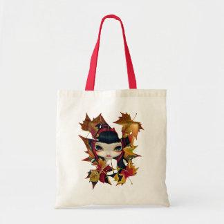 Little Autumn Leaves gothic fairy Bag