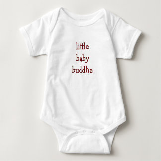 little baby buddha - An Official RW product Baby Bodysuit