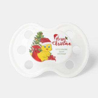 Little Baby Chicken Christmas Dummy