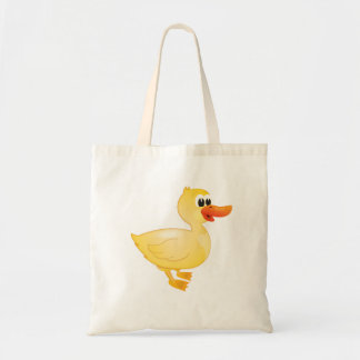 'Little Baby Love Seal' Duck Character Tote bag