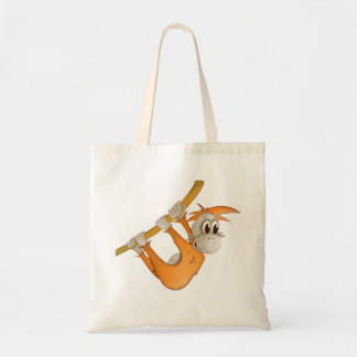 'Little Baby Love Seal' Orangutan Tote bag