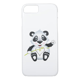 'Little Baby Love Seal' Panda Character phone case