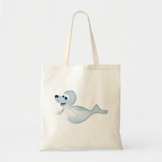 'Little Baby Love Seal' Seal Character Tote