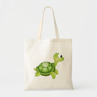 'Little Baby Love Seal' Turtle Character Tote