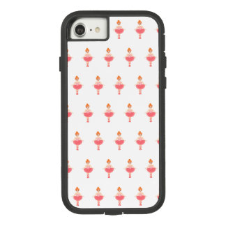 Little Ballerina monogram Case-Mate Tough Extreme iPhone 8/7 Case