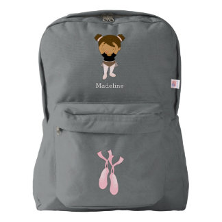 Little Ballet Dancer Backpack