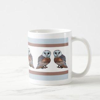 Little Barn Owls Coffee Mugs