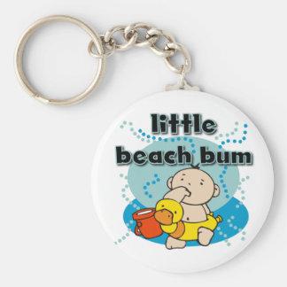 Little Beach Bum Keychains