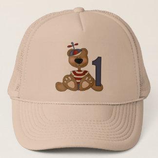 Little Bear 1st Birthday Trucker Hat