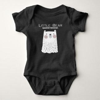Little Bear Forest Animals Baby Bodysuit