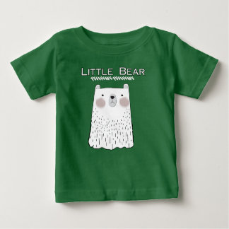 Little Bear Forest Animals T-shirt