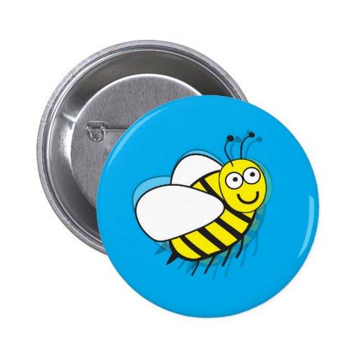 Little Bee Pin