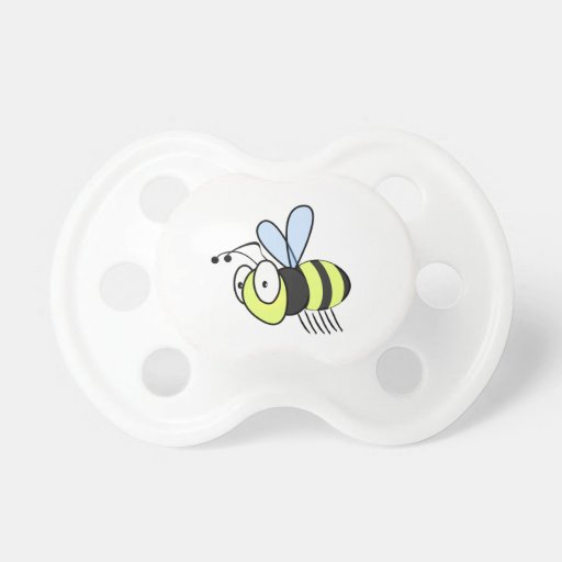 Little Bee Baby Pacifier
