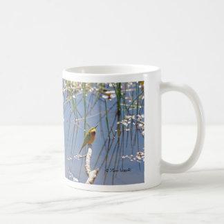 Little Bee Eater birds Basic White Mug