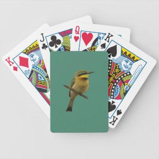 Little Bee-Eater Card Decks