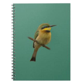 Little Bee-Eater Notebook