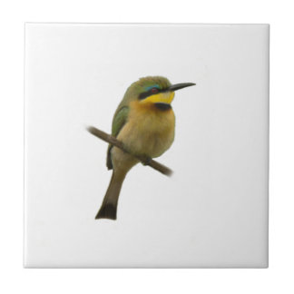 Little Bee-Eater Small Square Tile
