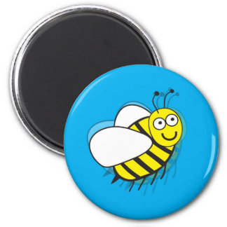 Little Bee Refrigerator Magnets