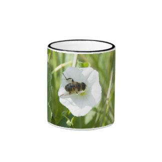 little bee coffee mug