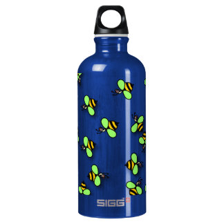 Little Bees SIGG Traveller 0.6L Water Bottle