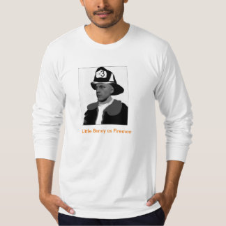 Little Benny as Fireman Tshirt