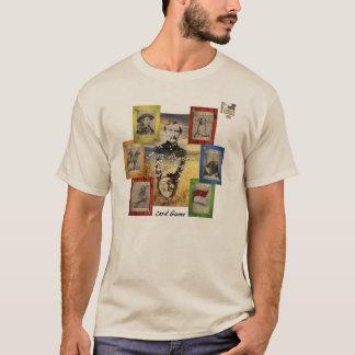 Little Bighorn Rummy Card Game T-Shirt