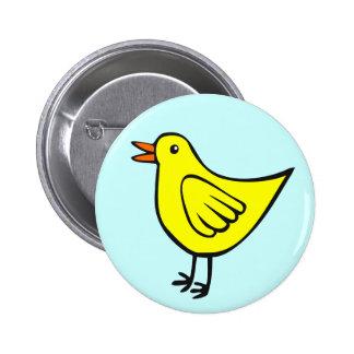Little Bird 01 6 Cm Round Badge