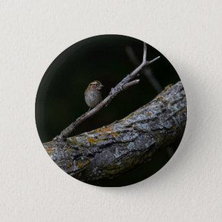 Little Bird 6 Cm Round Badge