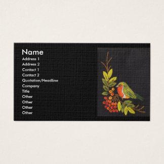 Little Bird Business Card