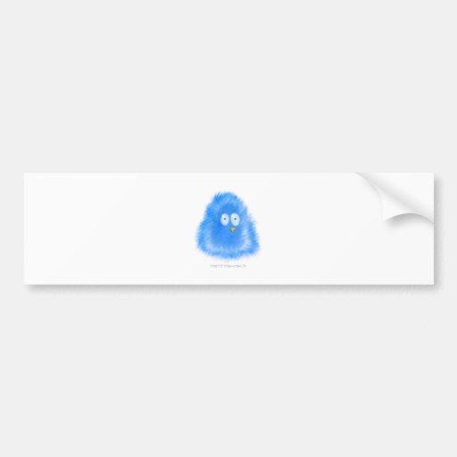 Little Bird Critter Bumper Sticker