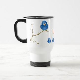 Little Birdie Momism Mug