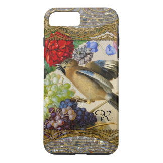 Little Birdy From the Past Monogram iPhone 8 Plus/7 Plus Case