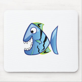 little bite size mouse pad